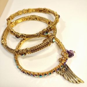 Kirks Folly Jewelry - 🆕 Kirks Folly Bracelets - Set of 3